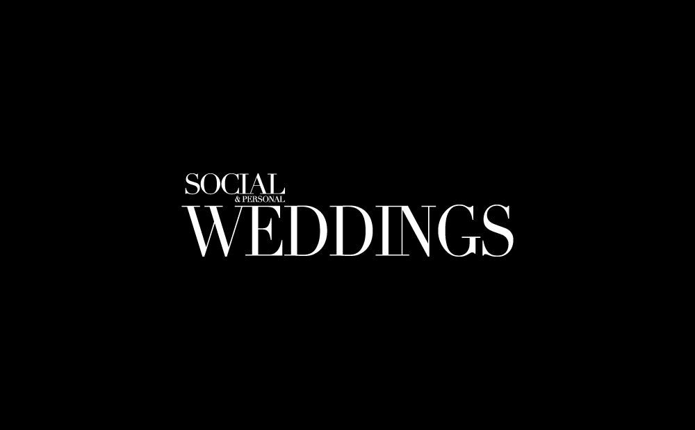 SOCIAL & PERSONAL WEDDINGS Winter Issue